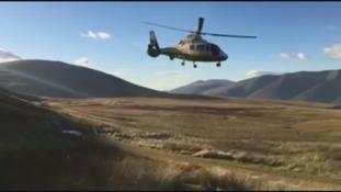 Keswick Moutain Rescue Team's 100th rescue mission