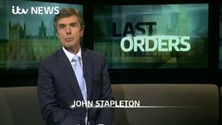 Last Orders with John Stapleton