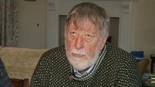 82-year-old Julian Mustoe