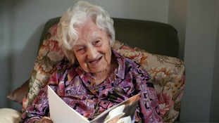 UK's oldest person has hip replacement operation at 112