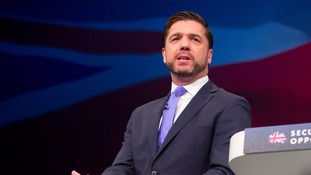 Secretary of State for Wales Stephen Crabb.