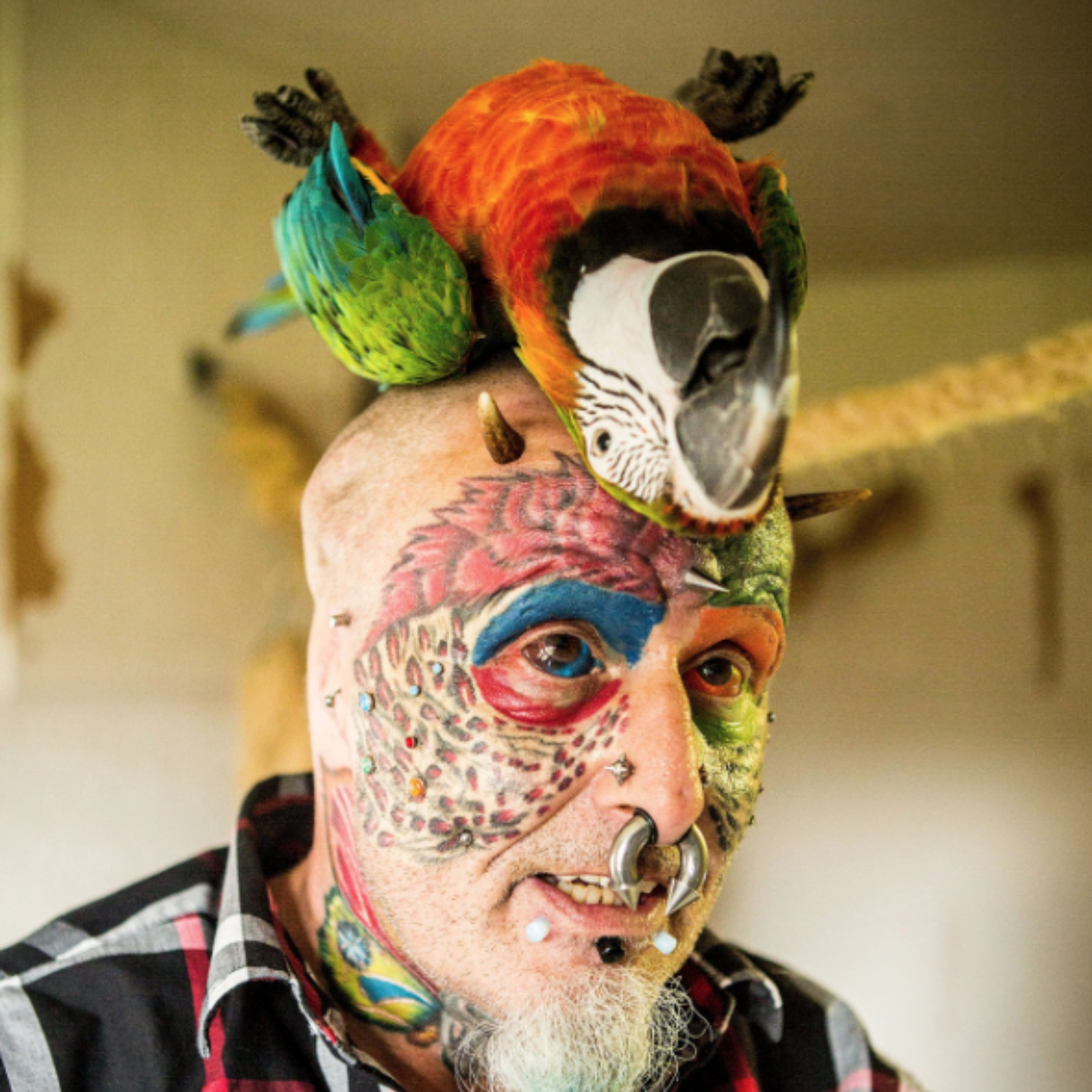 Man horrifies surgeons by having his ears cut off to look