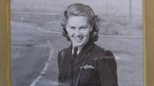 Joy Lofthouse was one of the few women to fly planes in World War Two.