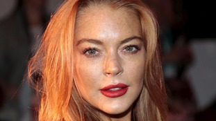 Lindsay Lohan 'inspired to run for US president in 2020' by Kanye West