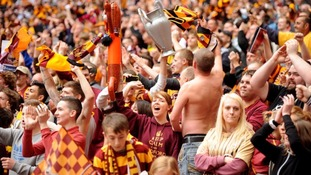 Bantams check if supporters brought knife and fork to Doncaster win