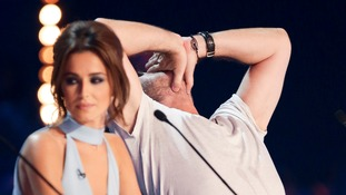 Simon Cowell disgruntled with the Overs category