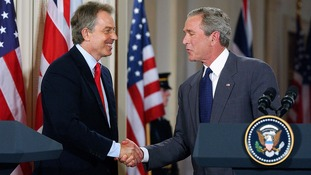 Emails reveal Blair's 'deal' with George Bush over Iraq war was made 'a year before invasion'