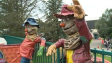 Merlin's revenue was down 11.4% across its theme park division since the crash