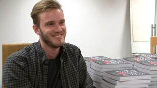 PewDiePie power: YouTube superstar on his new book, success and fans