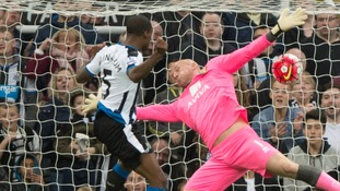 Norwich hit for six at Newcastle