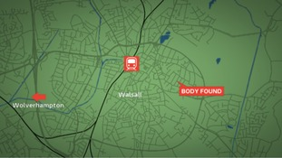 The woman's body was found in the early hours of this morning