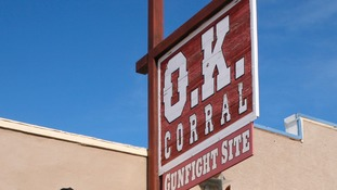 Two hit by bullets during gunfight re-enactment in Tombstone