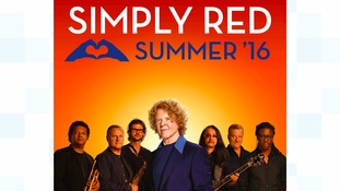 Simply Red will play Thetford in July 2016