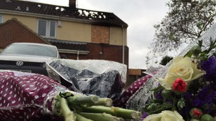 A 46-year-old man has been killed in a fire at a house in Corby.