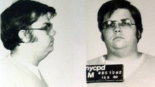 Mark David Chapman's mug shots