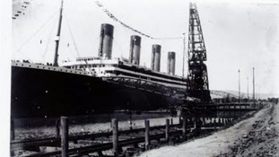 Unpublished photographs of Titanic to be auctioned