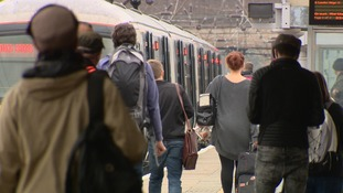 No pain, no gain for commuters hit by station building work
