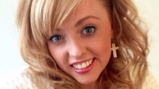 Hollie Gazzard was murdered by her ex-boyfriend last year.
