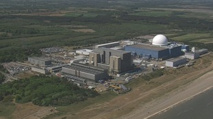 It's expected that China will invest in a new nuclear power stations at Sizewell and Bradwell.