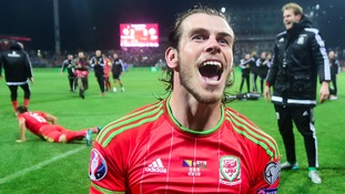 Golden boy up for 'Golden Ball' - Gareth Bale only Brit on FIFA best list