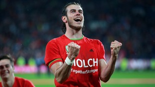 Bale only Brit on Ballon d'Or shortlist for third year running