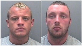 Men jailed for eight years for killing grandad outside Valleys pub