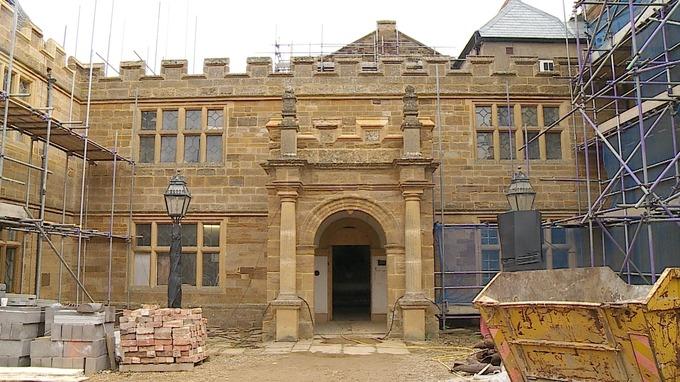 Delapre Abbey Northants