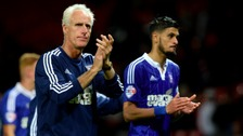 Mick McCarthy wants the fans to stick with his team.