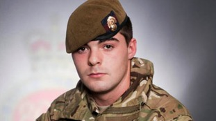 Aldershot soldier killed