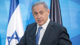 Anger as Israeli PM Netanyahu suggests Palestinian leader to blame for the Holocaust