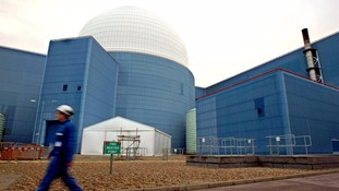 CGN will take on a 20 per cent stake in the nuclear project at Sizewell in Suffolk