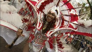 Nottingham Caribbean Carnival in pictures