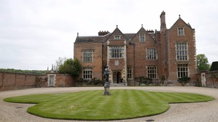 Chequers, the Prime Minister's official country residence near Ellesborough in Buckinghamshire