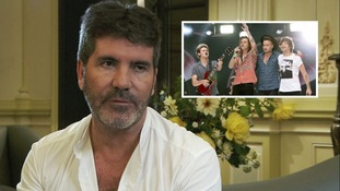 One Direction need break after 'unbelievable' schedule, Simon Cowell tells GMB