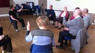 Age UK class in Whitley Bay