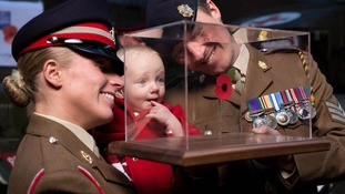 First ever poppy parade launches start of 2015 appeal