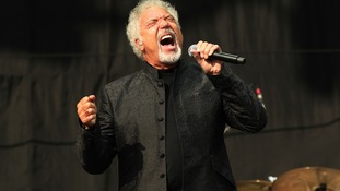 Sir Tom Jones.