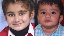 Sabah and Rayhan Saleem