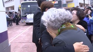For many, it will be the last time they see their relatives