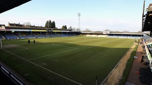 Roots Hall, Southend United's current stadium.