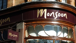 Fashion retailer Monsoon was named in the list
