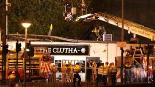 Ten people died in the Clutha helicopter crash in Glasgow.