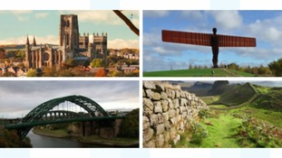 North East images