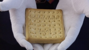The world's 'most expensive' biscuit up for auction