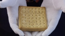 The piece of Titanic history that really takes the biscuit!