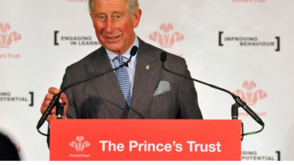 The Prince&#x27;s Trust is encourgaing young people to look at self-employment