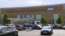 The Norfolk and Norwich University Hospital will be inspected by the Care Quality Commission in November.