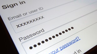 Phishing sites harvest usernames and passwords.