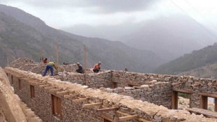 New school being built in Thulodhunga