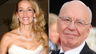 Rupert Murdoch, 84, and Mick Jagger's ex Jerry Hall, 59, 'dating'